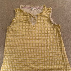 Boden sz 8 sleeveless tank